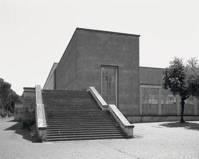 Hans-Christian Schink, 'EUR (Viale della Scultura)', 2014
