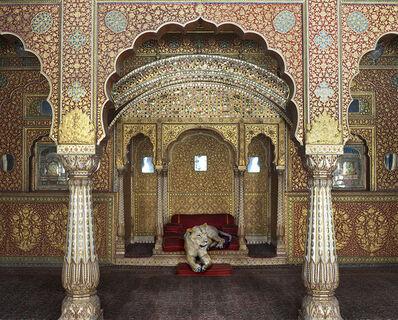 Karen Knorr, 'Waiting for Atman, Junargarh Fort, Bikaner'