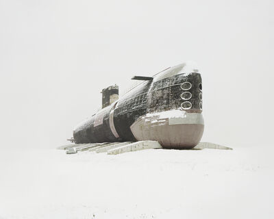 Danila Tkachenko, 'Restricted Areas #12', 2013
