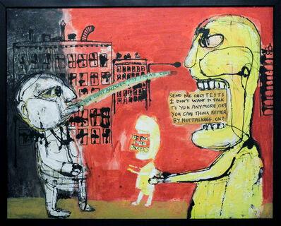John Barker, 'Send Me Only Texts', 2013