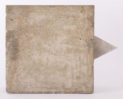 Mauro Staccioli, 'Composizione', 1977