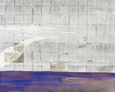 Makoto Fujimura, 'Silver Nocturne 銀色夜曲', 2018