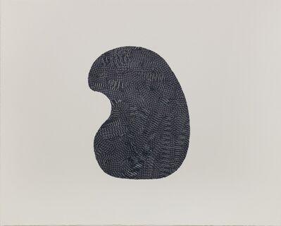 Richard Deacon, 'Black Dog Days', 2012