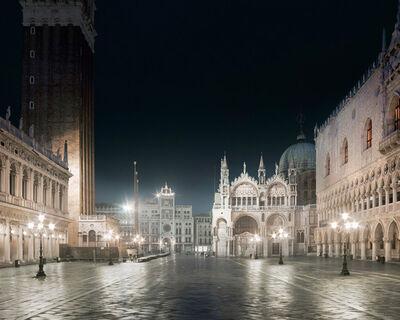 David Burdeny, 'San Marco Night, Venice, Italy', 2012