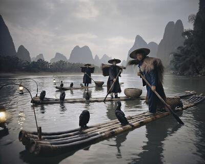 Jimmy Nelson, 'XXII 467 Yangshuo Cormorants China - China, China', 2005