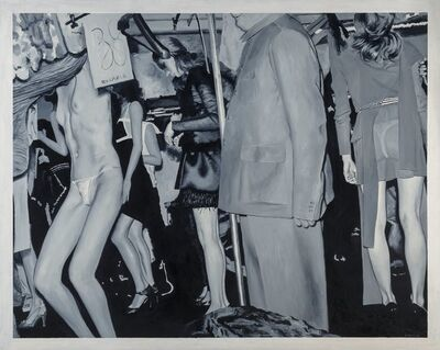Shi Xinning, 'Untitled (Dressing Room)', 2006