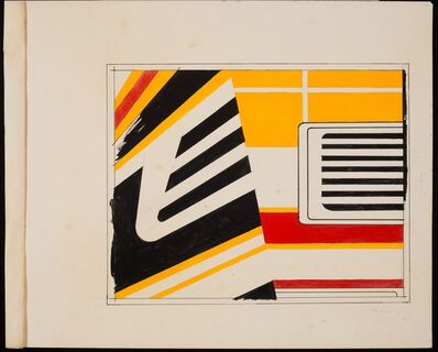 Raymundo Colares, 'Sem título', 1966