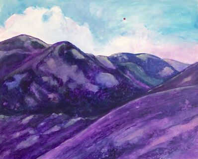 Randa Dubnick, 'Purple Mountains Majesty', 2020