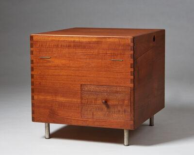 Hans J. Wegner, 'Bar cabinet model 8034', 1956