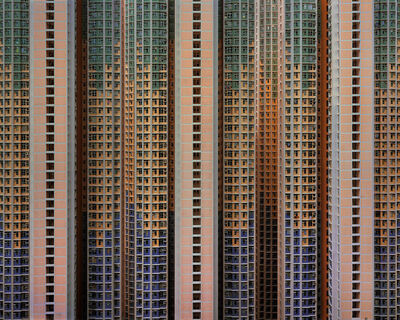 Michael Wolf (1954-2019), 'Architecture of Density #91', 2006