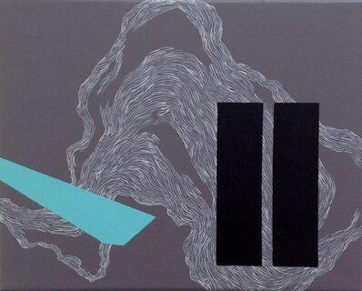 Zsófi Barabás, 'No 18 - Twintowers', 2014