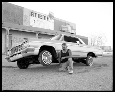 Hunter Barnes, 'Lowrider, Espanola, Chimayo, New Mexico', 2003