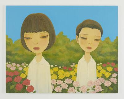 Hideaki Kawashima, 'Flower Garden', 2018