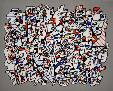 Jean Dubuffet, 'Ontogenisis | Ontogénèse', 1975