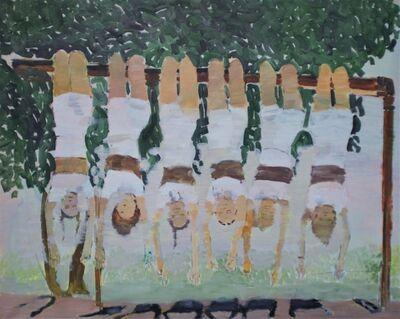 Eglė Butkutė, 'Hanging around', 2019
