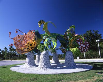 Yayoi Kusama, 'Flowers of Shangri-la ', 2000