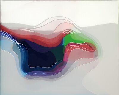 Peter Zimmermann, 'tube', 2017