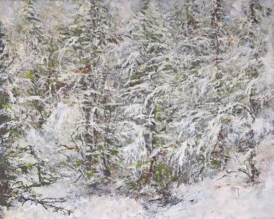 Judy Cheng, 'Snowstorm I', 2019