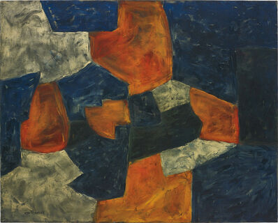 Serge Poliakoff, 'Composition Abstraite', 1959