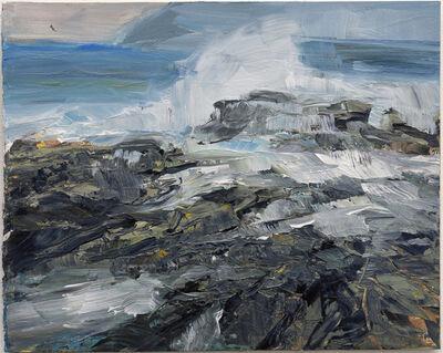 Donald Teskey, 'False Bay I, study', 2019