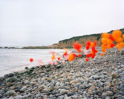 Thomas Jackson, 'Balloons no. 1, Pescadero, California', 2016