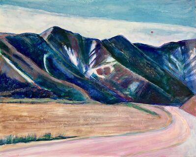 Randa Dubnick, 'Loveland Pass in Mid-Summer', 2020