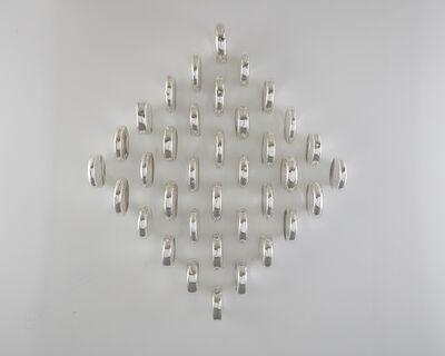 Jeff Zimmerman, 'Unique wall-hung sculpture', 2020