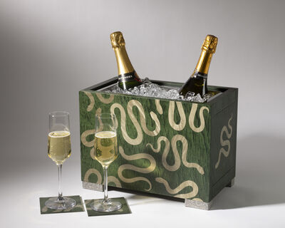 Zelouf + Bell, 'Contemporary Champagne Cooler', 2018