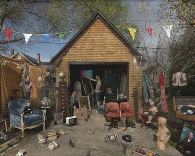 Julie Blackmon, 'Garage Sale', 2013