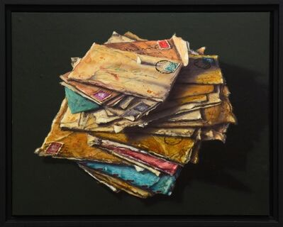 Ciba Karisik, 'Scripsit Series No. 3', 2015