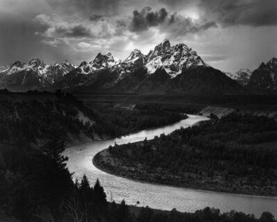 Ansel Adams, 'Point Sur, Storm, Big Sur, CA', 1946