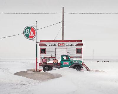 David Burdeny, 'Bulk Sales, Saskatchewan, CA', 2020