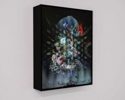 Olivia Steele, 'Third Eye Activation Portal (Lenticular Light Box)', 2017