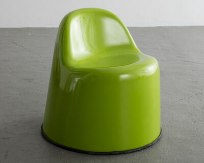 """Wendell Castle, '""""Baby Molar"""" chair', 1969"""