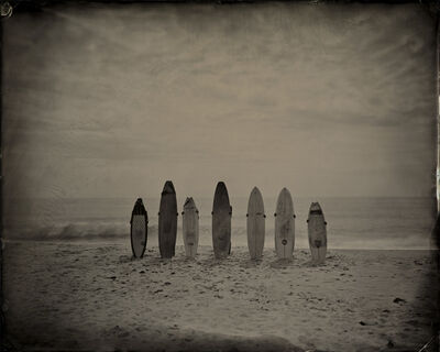 Joni Sternbach, '16.08.18 #1 Present Future', 2016
