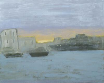Kathryn Lynch, 'Sun Setting on River', 2015