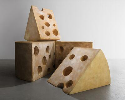 """Lapo Binazzi, '""""Formaggio""""', 2000"""