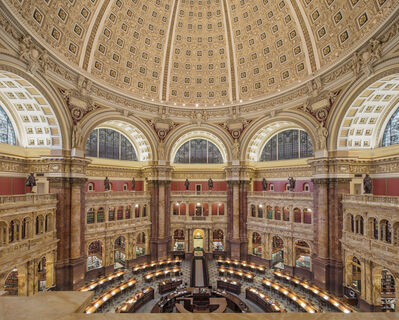 Reinhard Gorner, 'Library of Congress, Washington DC', 2017