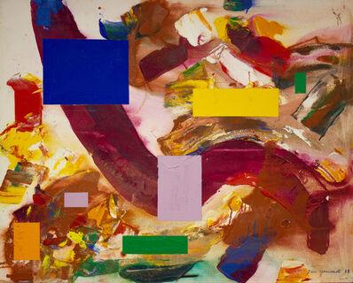 Taro Yamamoto, 'Summer Fleet', 1990