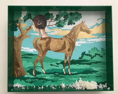 Erica Rosenfeld, 'HORSE-QUEEN', 2019
