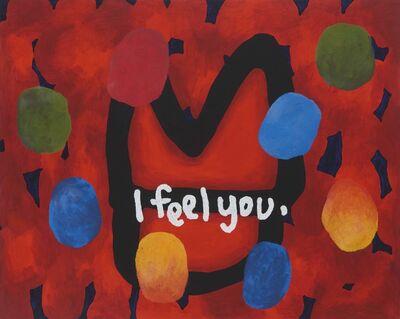 JIHI, 'I Feel You', 2020
