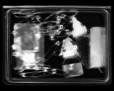 Maha Malluh, 'Pins & Bottles (from the series: Capturing Light)', 2007
