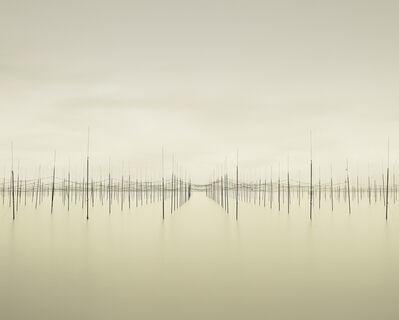 David Burdeny, 'Matrix Ariake Sea', 2010