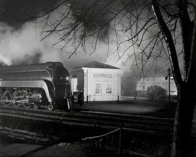 O. Winston Link, 'Shenandoah Junction, WV', 1955