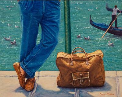 Yvonne Melchers, 'La Borsa del Cavaliere/Blues in Venice', 2008