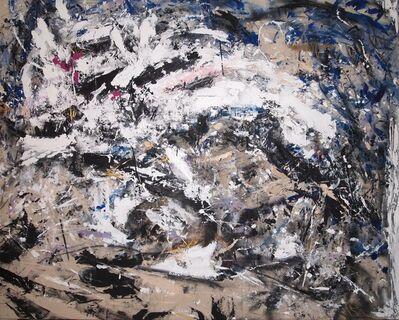 Rodrigo Valles Jr., 'Dropcloth Pollock #2', 2017