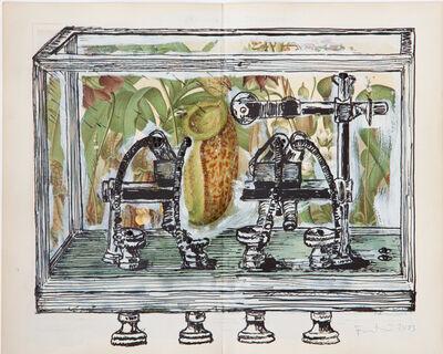 Thomas Feuerstein, 'Machine Naturelle # 3', 2012