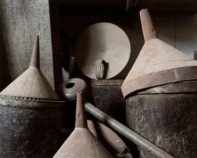 Mario Cresci, 'Museo dell'olio, Calabria', 2008