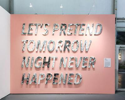 Ben Skinner, 'No Future Plans', 2016