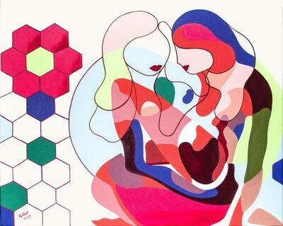 Anthea Missy, 'Garden Lovers', 2020